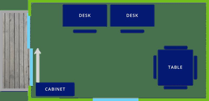 Plan - office